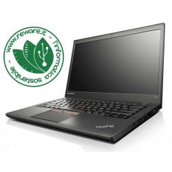 """Portatile Lenovo ThinkPad T450s i5-5300U 14"""" FHD 8Gb SSD 256Gb usb3 Win10Pro"""