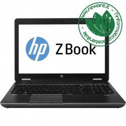 Portatile HP Zbook 15 G1 15.6 FHD i7-4900MQ 16Gb SSD 256Gb Quadro K1100M W10Pro