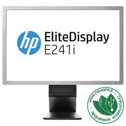 "Monitor LCD 24"" HP EliteDisplay E241i FullHD 1920x1080 VGA DVI DisplayPort"