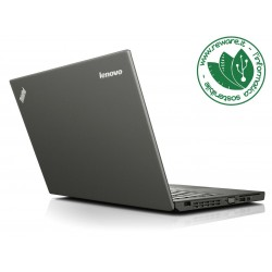 "Portatile Lenovo ThinkPad X250 Core i5-5300U 12"" 8Gb SSD 180Gb usb3 Win10Pro"