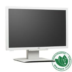 """Monitor LCD 23"""" Fujitsu P23T-6 FullHD 1920x1080 VGA DVI DisplayPort Audio"""