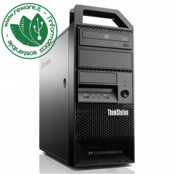 Lenovo ThinkStation E32 Xeon quadcore E3-1230v3 16Gb SSD 256Gb Quadro 4000 Win10Pro