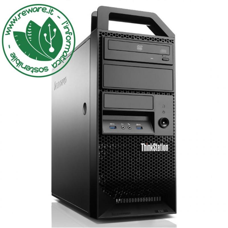 Workstation Lenovo ThinkStation E32 Xeon E3-1230v3 16Gb 1Tb Quadro K620 Win10Pro