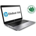 """Portatile HP EliteBook Folio 1040 G1 i5-4210U 14"""" HD+ 8Gb SSD 180Gb usb3 4G W10"""