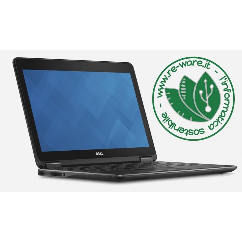 """Portatile Dell Latitude E7240 Core i5-4210U 12"""" 8Gb SSD 128Gb usb3 Win10Pro"""