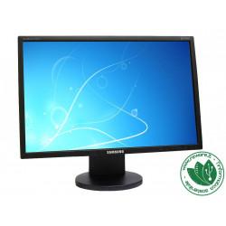 """Monitor LCD 22"""" Samsung 2243WM HD 1680x1050 VGA DVI Audio integrato"""
