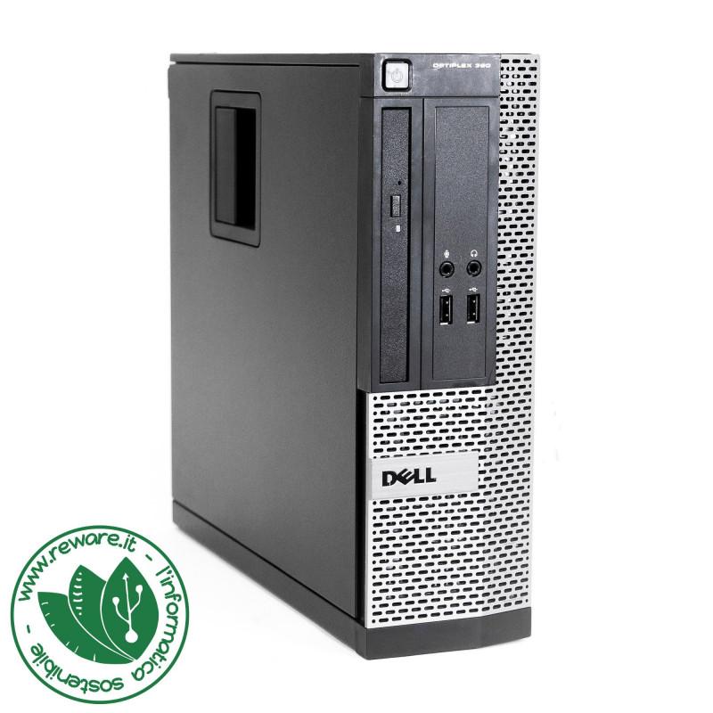 PC desktop Dell 390 SFF Intel Core i5-2400S 8Gb 500Gb dvd Windows 10 Pro
