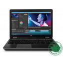 Portatile HP Zbook 15 G1 15.6 FHD i7-4800MQ 32Gb SSD 500Gb Quadro K2100M W10Pro