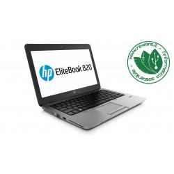 """Portatile HP EliteBook 820 G2 Core i5-5200U 12"""" 8Gb SSD 256Gb usb3 Win10Pro"""