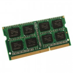 RAM MEMORIA 2GB 1Rx8 PC3-10600S 1333MHz DDR3 SODIMM NOTEBOOK PORTATILE LAPTOP