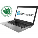 "Portatile HP EliteBook 840 G1 Core i5-4210U 14"" HD+ 8Gb SSD 240Gb usb3 4G Win10"