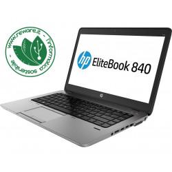"""Portatile HP EliteBook 840 G1 Core i5-4300U 14"""" HD+ 8Gb SSD 256Gb usb3 Win10"""