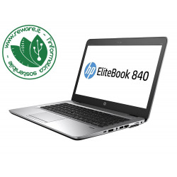 "Portatile HP EliteBook 840 G3 Core i5-6200U 14"" FHD 8Gb SSD 256Gb usb3 Win10Pro"