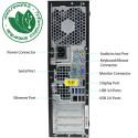 PC desktop HP 6300 Pro Core i3-3220 8Gb 500Gb usb3 dvd Windows 10 Pro