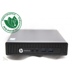 PC HP EliteDesk 800 G1 mini pc Core i5-4570T 8Gb ssd 240Gb usb3 Win10Pro