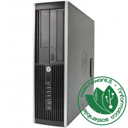 PC Desktop HP Elite 8200 Pentium G840 dualcore 4Gb 250Gb dvd Windows 10 Pro