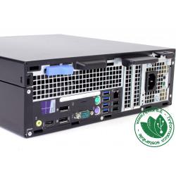 PC desktop Dell 7040 SFF Intel Core i5-6500 8Gb SSD 240Gb dvdrw usb3 Win10Pro