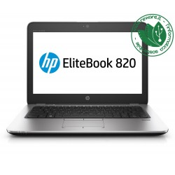 "Portatile HP EliteBook 820 G3 Core i5-6300U 12"" 8Gb SSD 256Gb usb3 Win10Pro"