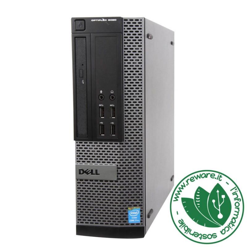 PC desktop Dell 9020 SFF Intel Core i5-4590 8Gb SSD 240Gb dvd usb3 Windows 10 Pro