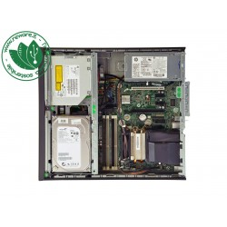 PC desktop HP EliteDesk 800 G1 Core i5-4570 8Gb SSD 240Gb usb3 dvdrw Windows 10 Pro