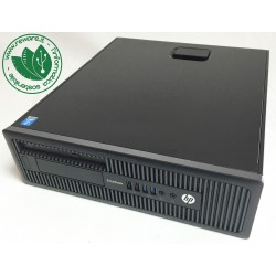 PC desktop HP EliteDesk 800 G1 Core i5-4570 8Gb SSD 240Gb usb3 dvdrw Windows 10 Pro