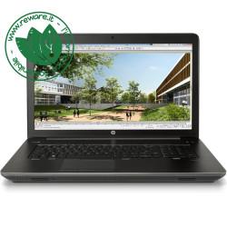 """Portatile HP Zbook 17 G3 17"""" FHD Core i7-6700HQ 32Gb SSD 512Gb Quadro M3000M W10Pro"""