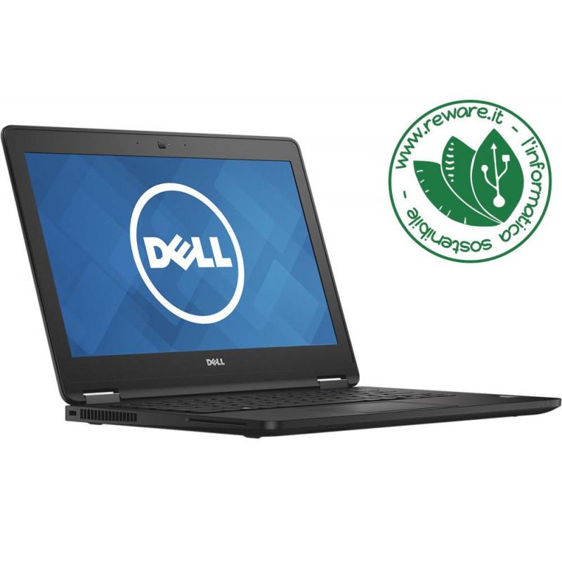 """Portatile Dell Latitude e7270 i5-6300U 12"""" 8Gb SSD 250Gb usb3 Windows 10 Pro"""