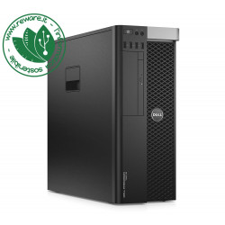 Workstation Dell T5610 Xeon E5-2630v2 16Gb SSD 500Gb+1Tb Quadro K4000 Win10Pro