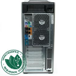 Workstation HP Z820 2X Xeon E5-2687W 64Gb SSD 500Gb+4Tb Quadro K6000 W10Pro