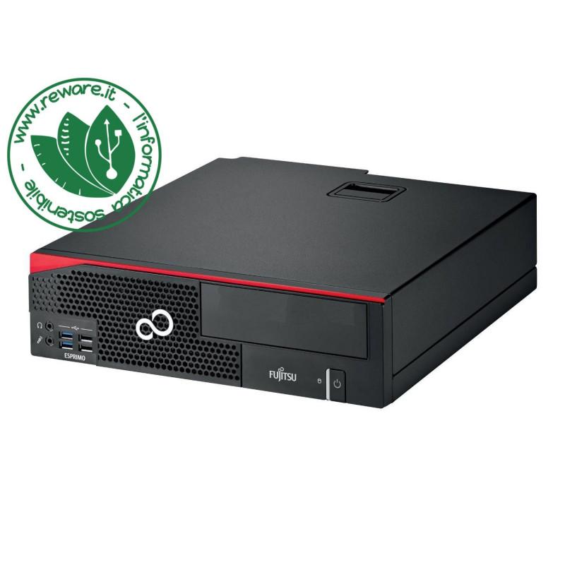 PC desktop Fujitsu Esprimo D956 Intel Core i5-6400T 8Gb SSD 500Gb usb3 Win10Pro