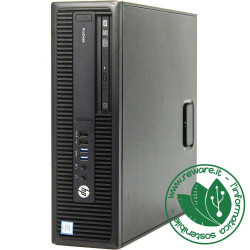 PC desktop HP ProDesk 600 G2 Core i5-6500 8Gb SSD 256Gb usb3 dvd Windows 10 Pro