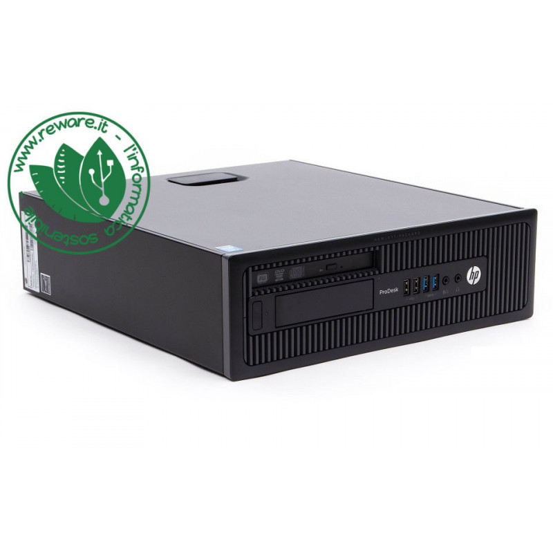 PC desktop HP ProDesk 600 G1 Core i5-4570 8Gb 500Gb usb3 dvdrw Windows 10 Pro