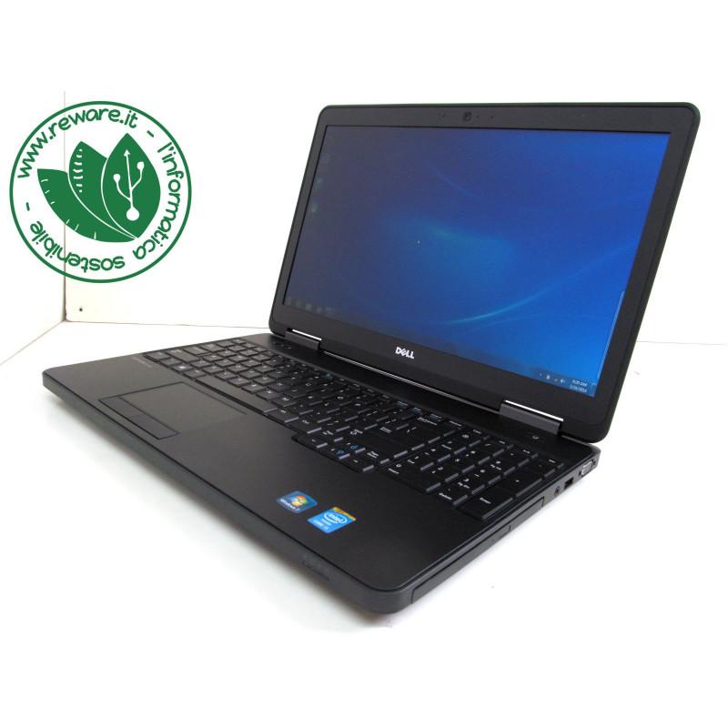 """Portatile Dell Latitude E5540 i5-4310U 15.6"""" FHD 8Gb SSD 240Gb usb3 dvdrw Win10Pro"""