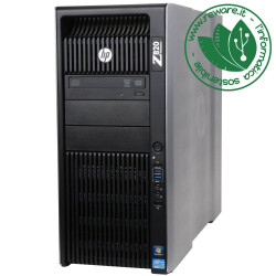 Workstation HP Z820 2X Xeon E5-2687W 64Gb SSD 500Gb+2Tb Quadro K5000 W10Pro