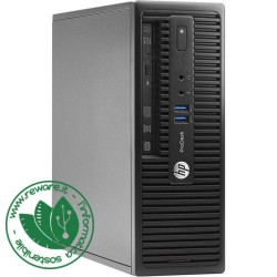 PC desktop HP ProDesk 400 G2 Core i5-4590S 8Gb SSD 240Gb usb3 dvdrom Windows 10 Pro