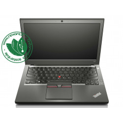 "Portatile Lenovo ThinkPad X250 Core i7-5600U 12"" 8Gb SSD 256Gb usb3 Win10Pro"