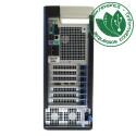 Workstation Dell T5600 Dual Xeon E5-2620 32Gb SSD 500Gb+1Tb Quadro K2200 Win10Pro