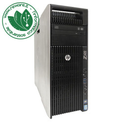 Workstation HP Z620 Xeon E5-1660 32Gb ssd 500+2Tb Quadro K2200 Windows 10 Pro