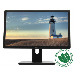 "Monitor LCD 20"" Dell Professional P2012H HD 1600x900 VGA DVI"