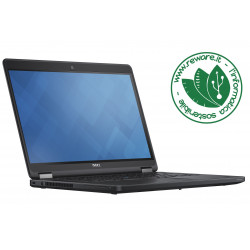 "Portatile Dell Latitude E5450 Core i5-5300U 14"" HD 8Gb SSD 240Gb usb3 Win10Pro"