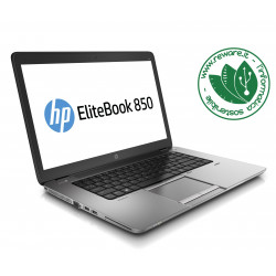"Portatile HP EliteBook 850 G2 Core i5-5300U 15.6"" FHD 8Gb SSD 480Gb usb3 4G Win10Pro"
