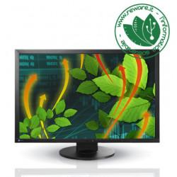 "Monitor LCD 24"" Eizo FlexScan EV2416W FullHD 1920x1200 VGA DVI DisplayPort"
