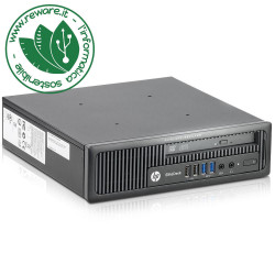 PC desktop HP EliteDesk 800 G1 Core i5-4590S 8Gb SSD 240Gb usb3 dvdrw Windows 10 Pro