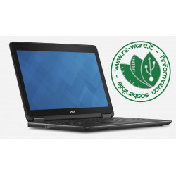 """Portatile Dell Latitude E7240 Core i5-4200U 12"""" 8Gb SSD 128Gb usb3 Win10Pro"""