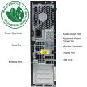 PC desktop HP 6200 Pro Intel Core i5-2400 8Gb 500Gb dvdrom Windows 10 Pro