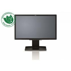 """Monitor LCD 24"""" Fujitsu B24T-7 FullHD 1920x1080 VGA DVI HDMI Audio Integrato"""