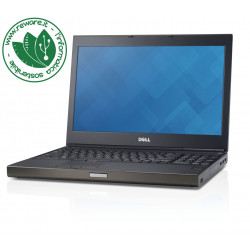 """Dell Precision M4800 15.6"""" FHD Core i7-4800MQ 16Gb SSD 240Gb Quadro K1100M dvdrw W10Pro"""