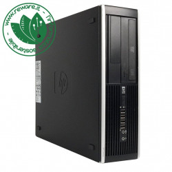 PC desktop HP 6200 Pro Intel Core i5-2400 8Gb 250Gb dvdrom Windows 10 Pro