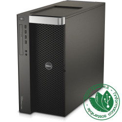 Workstation Dell Precision T7610 2X Xeon E5-2687W v2 64Gb SSD 1Tb Quadro K5000 W10Pro