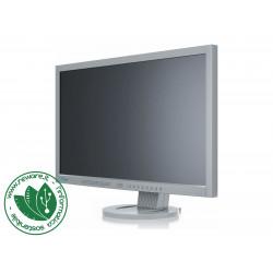 "Monitor LCD 23"" Eizo FlexScan EV2313W Grigio FullHD 1920x1080 VGA DVI DisplayPort"
